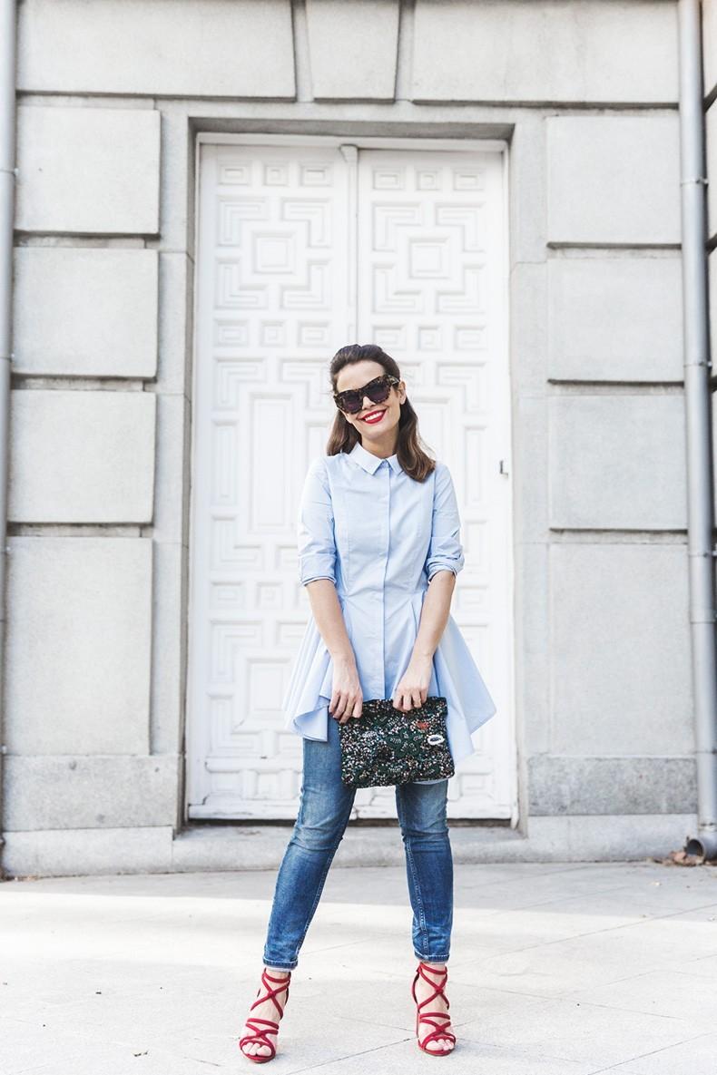 10 Looks με τζιν για το γραφείο: Πώς θα φορέσεις το τζιν σου με στυλ