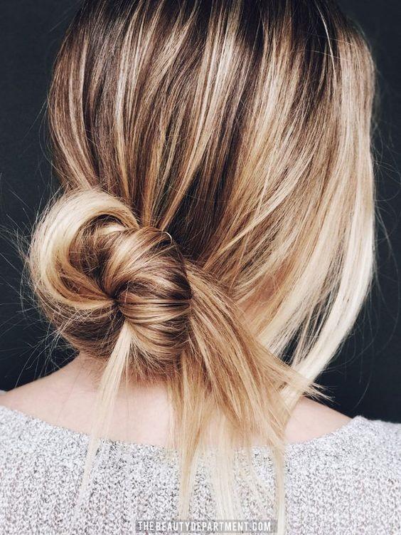 Στιλάτα up dos χτενίσματα για μαλλιά σε όλα τα μήκη
