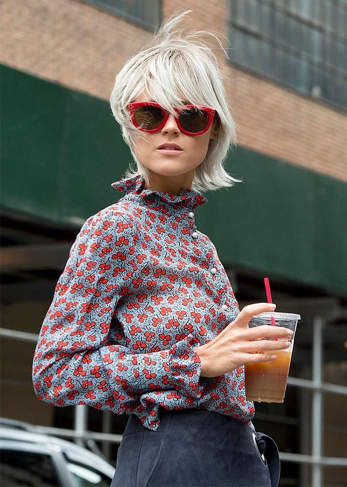 Οι πιο τελευταίες τάσεις της μόδας στα κοντά κουρέματα