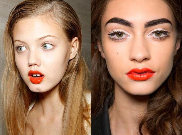 Οι βασικές τάσεις της μόδας στο μακιγιάζ της άνοιξης