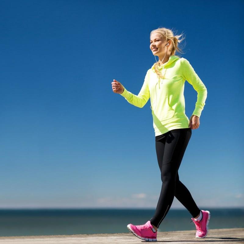 Πώς θα περπατάτε σωστά για ν΄αδυνατίσετε