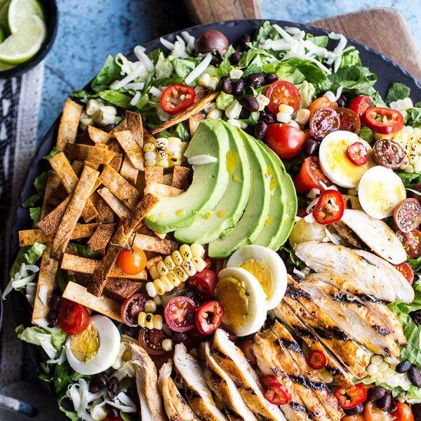 Όλα τα μυστικά για να κάνετε τέλειες σαλάτες