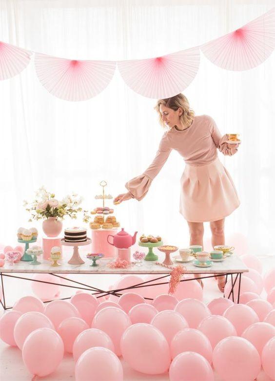 Eλάτε να κάνουμε ένα ανοιξιάτικο tea party!