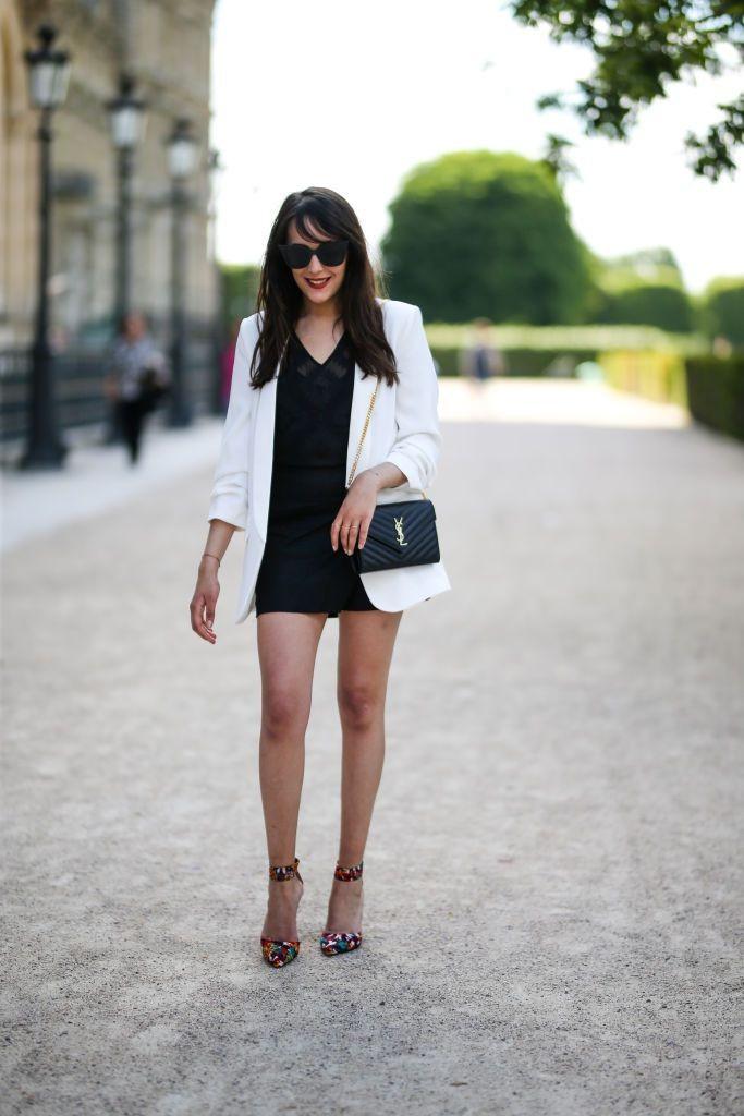 Άσπρο σακάκι: 17 συνδυασμοί για ντύσιμο με στυλ