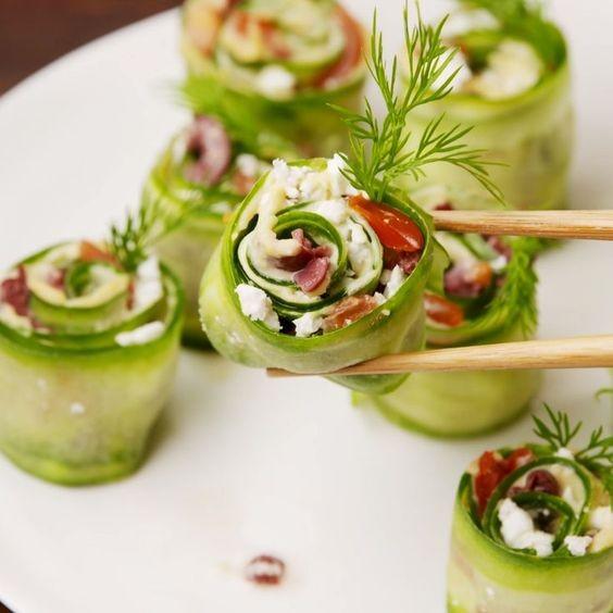 Εύκολο ελληνικό σούσι