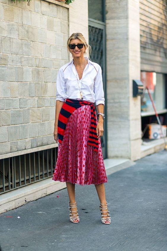 Φούστα: Πώς να τη φορέσεις με στυλ το καλοκαίρι