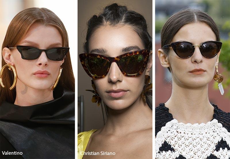 Γυαλιά ηλίου καλοκαίρι 2019- Οι νέες τάσεις