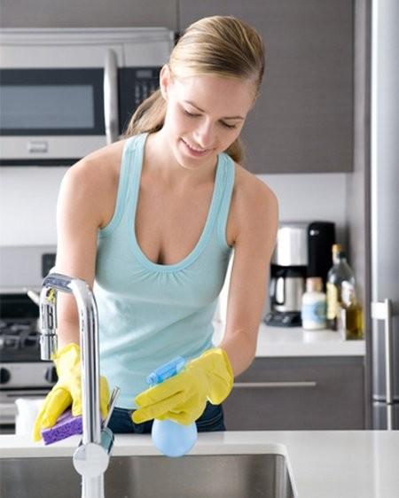 Μυστικά καθαριότητας που τα ξέρουν λίγες