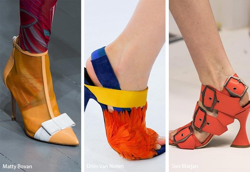 Αυτά είναι τα πιο hot χρώματα στα παπούτσια της άνοιξης