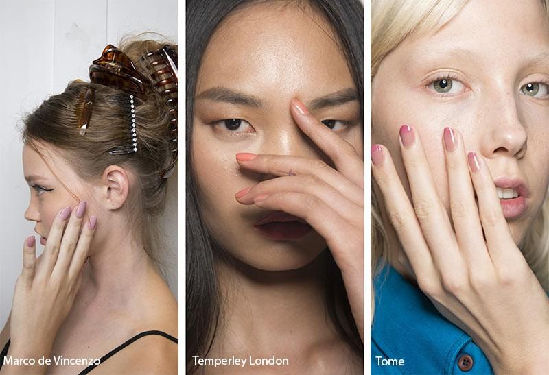 Τα νέα κορυφαία χρώματα της άνοιξης 2019 για τα νύχια