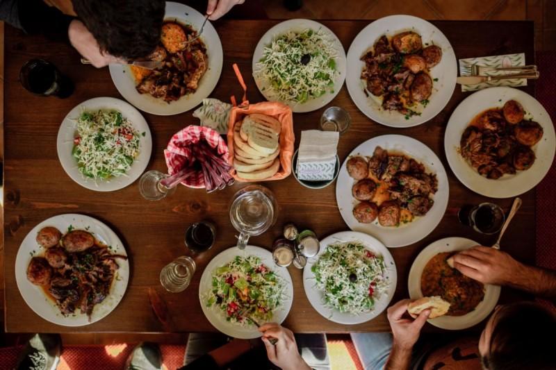 Το μενού της εβδομάδας: Τι θα μαγειρέψω σήμερα