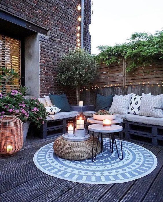 Καλοκαιρινές ιδέες για διακόσμηση βεράντας και κήπου