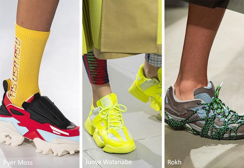 Οι δυνατές αφίξεις στα παπούτσια της άνοιξης 2020