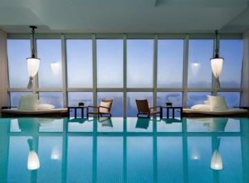 Τα πιο ψηλά ξενοδοχεία με την ωραιότερη θέα του κόσμου