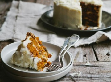 Συγκλονιστικό carrot cake