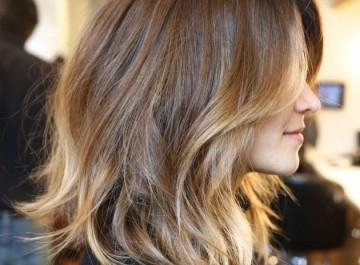 Ανανεώστε το look σας με μαλλιά μέχρι τους ώμους