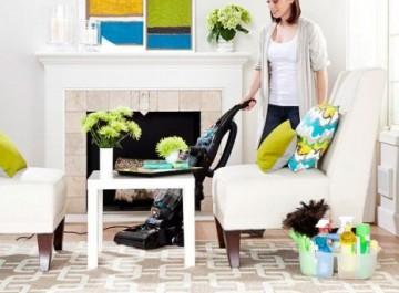 Μυστικά για καθαρό σπίτι
