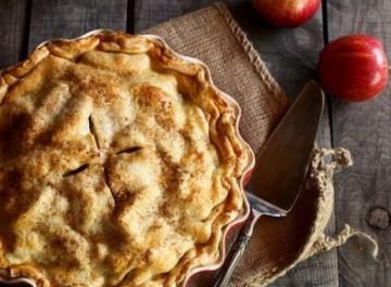 Λατρεμένη μηλόπιτα