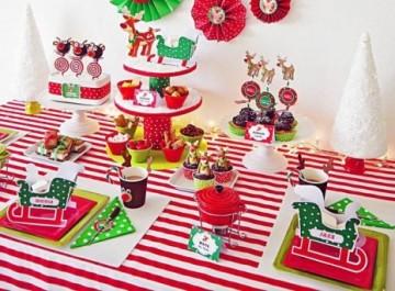 Ιδέες για παιδικό christmas party (χριστουγεννιάτικο πάρτι)