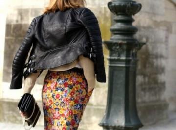 Πώς να φορέσετε το biker jacket σας