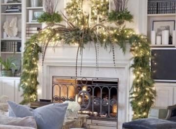 Νέες ιδέες για να διακοσμήσετε γιορτινά το σπίτι σας τα Χριστούγεννα