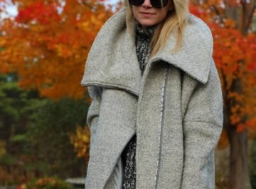Πώς φοριούνται τα παλτό του χειμώνα;