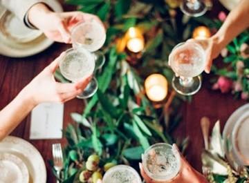 Χριστουγεννιάτικο μενού 6 πιάτων