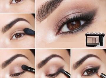 Πώς να κάνετε ένα εύκολο μακιγιάζ σε φυσικούς τόνους