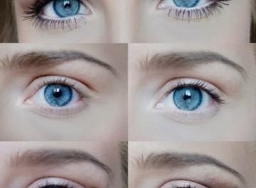 Καθημερινό ελαφρύ μακιγιάζ για λαμπερά μάτια!