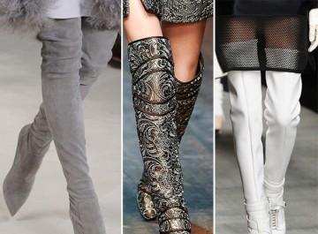 Ποιες μπότες θα φορεθούν αυτόν τον χειμώνα;