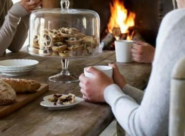 Τι θα προσφέρουμε σ΄έναν απογευματινό καφέ με φίλες;