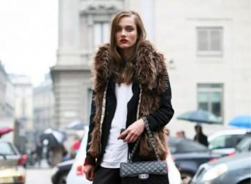 Πώς θα φορέσουμε το super trendy γούνινο γιλέκο;
