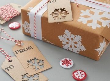 Ιδέες για να τυλίξετε τα δώρα σας τα Χριστούγεννα