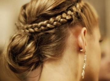 5 looks με μαλλιά πιασμένα σε σινιόν