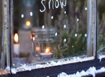 8 υπέροχες ιδέες για να στολίσετε γιορτινά τα παράθυρά σας!