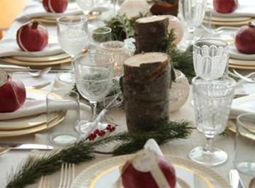 Ιδέες για πρωτοχρονιάτικο art de la table!