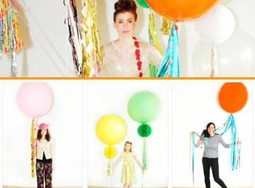Απίθανες ιδέες διακόσμησης με μπαλόνια!
