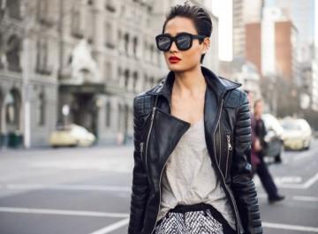 10 looks: Πώς θα φορέσουμε το δερμάτινο μπουφάν φέτος;