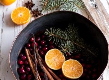 """Κάντε το σπίτι σας να """"μυρίζει"""" Χριστούγεννα!"""