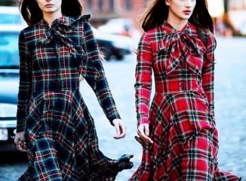Πώς θα φορέσετε τα κλασικά καρό