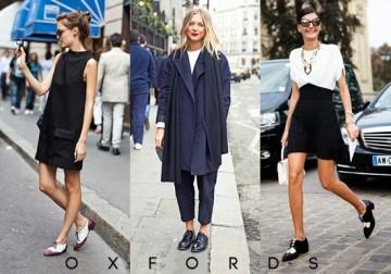10+1 τρόποι για να φορέσετε τα oxford shoes, τον χειμώνα 2016