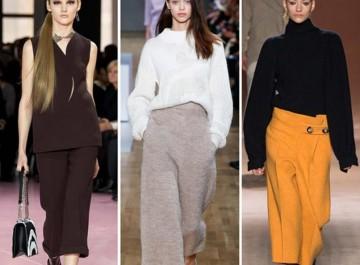 Ποια είναι τα νέα παντελόνια του χειμώνα 2016;