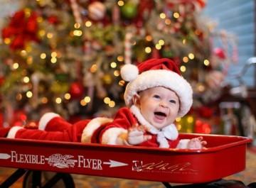 Πώς να κάνεις τα πρώτα Χριστούγεννα του μωρού σου, αξέχαστα!