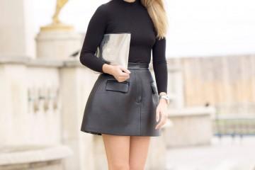 Δερμάτινη φούστα: Οι νέες δερμάτινες φούστες και πώς θα τις φορέσεις
