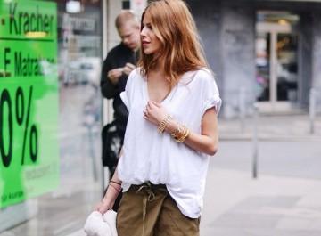 Ηarem παντελόνι: 10 looks με το πιο μοδάτο παντελόνι του καλοκαιριού
