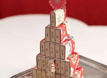 Χριστούγεννα 2016: Φτιάξτε 6 ημερολόγια αντίστροφης μέτρησης (DIY)
