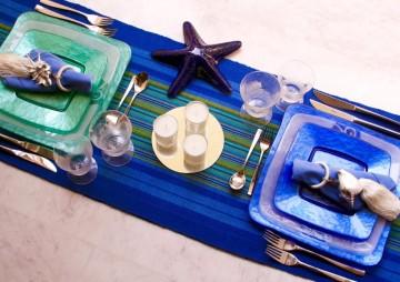 Στρώστε το καλοκαιρινό σας τραπέζι σε στυλ mix & match