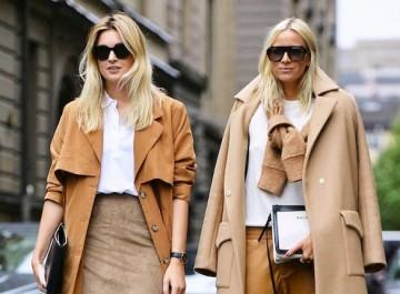15 τρόποι και συνδυασμοί για να φορέσεις το καμηλό παλτό σου
