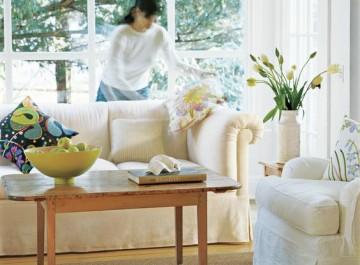 Πώς θα καθαρίσετε πιο εύκολα το σπίτι σας