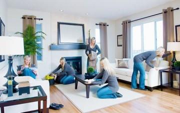 Πώς θα καθαρίσεις το σπίτι, μέσα σε 30 λεπτά